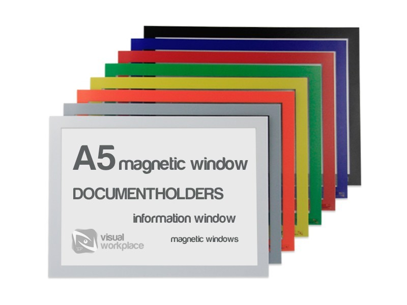 Magnetic Windows A5 Tnp Visual Workplace