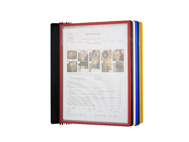 Complete Magnetic Document Pockets System Tnp Visual